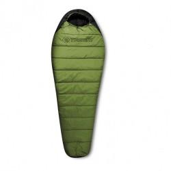 Спальный мешок Trimm Trekking WALKER, зеленый, 195 R